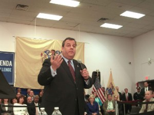 Chris Christie called a special election for his own benefit.