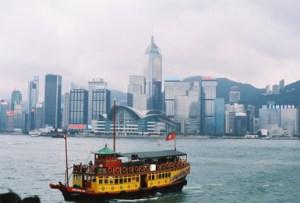 Hong Kong, last hiding place of Eric Snowden