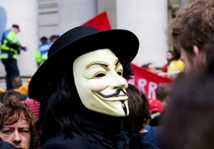 The enemy within hides behind a mask