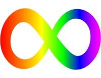 Autism spectrum symbol.