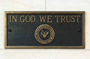 In God we trust, not in government