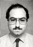 Jonathan Pollard, early 1980s