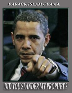 Obama keeps his origins secret and displays his thin skin.