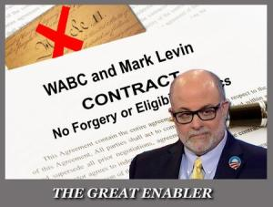 Mark Levin, the great enabler