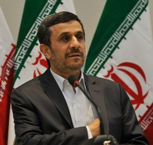 Mahmoud Ahmadinejad attends a UN Agenda 21 conference. Is Barack Obama collaborating with the regime he then represented?
