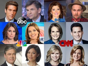 These media whores are no match for Trump.