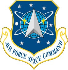 Emblem of the Space Command. Could this become a Space Force?