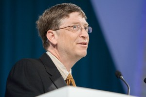Bill Gates speaks. His cure, vaccination and domination, is worse than any disease he's treated. Does he figure in conspiracies against the American (or other) people?