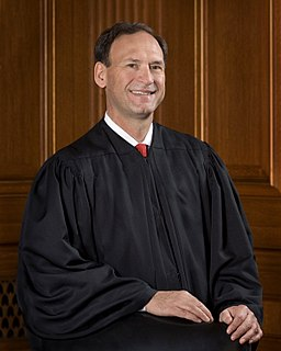 Samuel A. Alito figures in a war game for Texit