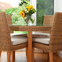 Seagrass Dining Chairs Living Room Accent Chair Tioman
