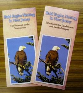 Bald Eagle Project Brochures.