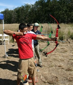 Archery, NJ WILD Outdoor Expo