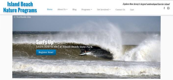 Make sure to bookmark: www.islandbeachnatureprograms.org!