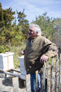 Mike, beekeeper with Uriah Creeks talks about his bees and the importance of planting native in the landscape.