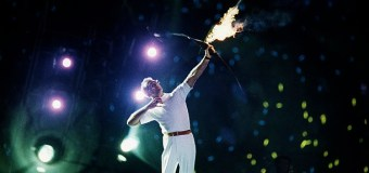 Olympian uncertainty principle and the Olympic opening ceremony