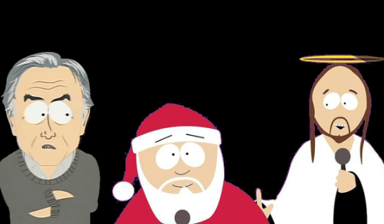 Can they all just get along? (Thanks Southparkstudios)
