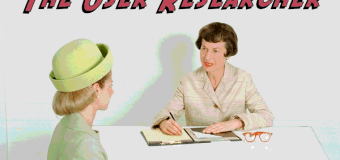 The user researcher and the screenwriter