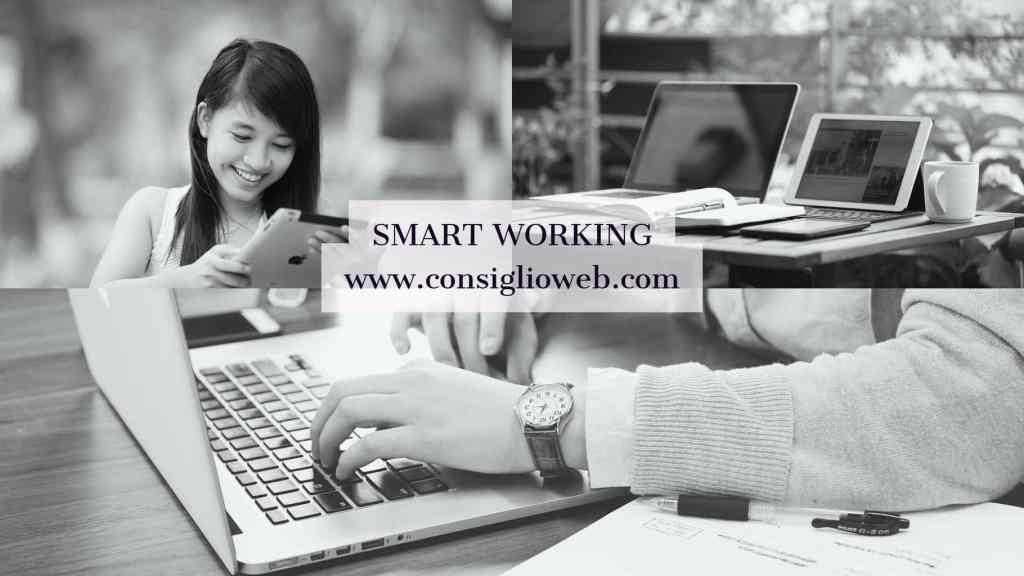 Smart working lavoro da casa lavoro agile cos 39 e - Lavoro da casa salerno ...