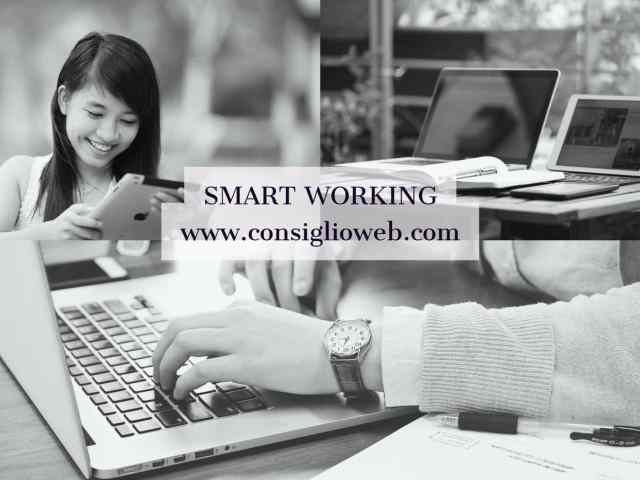 smart working lavoro agile