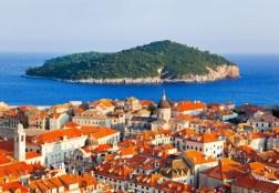Dubrovnik-and-island-in-Croatia