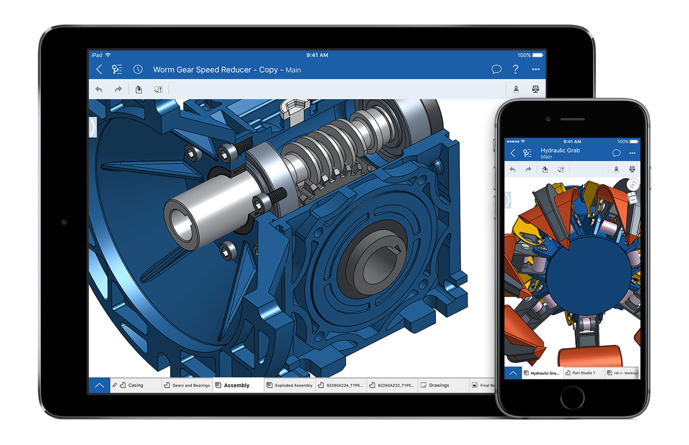 Onshape any-device