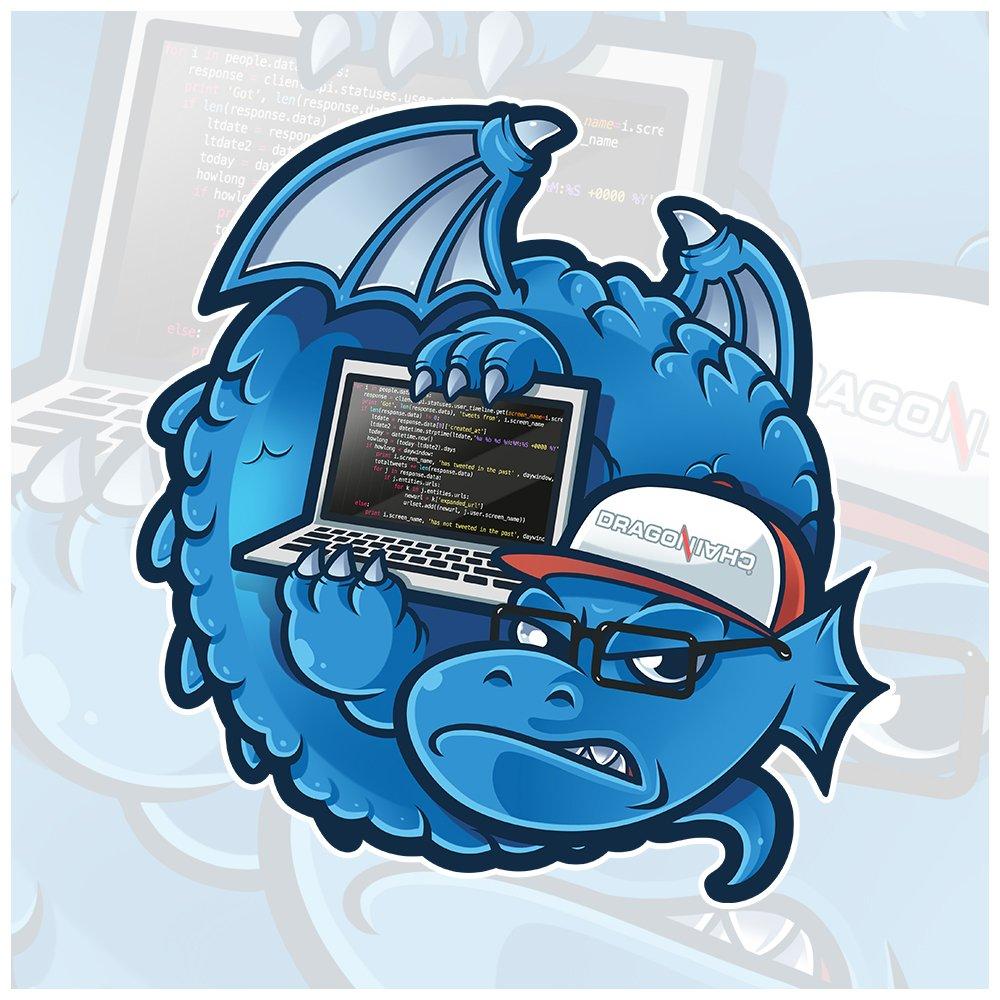 dev Jojo dragonchain logo
