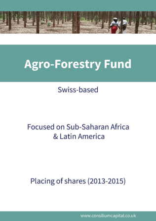 Agro-Forestry-Fund