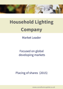Household-lighting-company