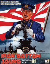 Iron Bottom Sound III (new from K-2 Publishing)