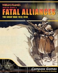 Fatal Alliances: The Great War (new from Compass Games)