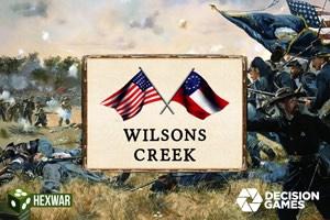 Civil War: Wilson's Creek (new App from HexWar)