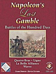 Napoleon's Last Gamble (new from OSG)