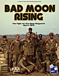 Bad Moon Rising (new from High Flying Dice Games)