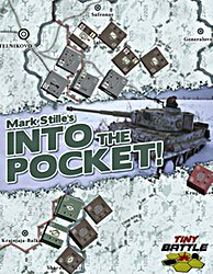 Mark Stille's Into the Pocket (new from Tiny Battle Publishing)