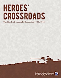 Heroes' Crossroads (new from High Flying Dice Games)