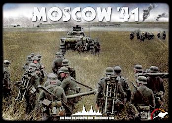 Moscow '41 (new from VentoNuovo Games)