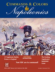 Commands & Colors: Napoleonics, 3rd Printing (new from GMT Games)