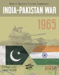 Platoon Commander: India-Pakistan War 1965 (new from Tiny Battle Publishing)