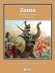 Zama: Hannibal vs Scipio (new from Decision Games)