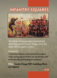 Beyond Waterloo Tactical Game Cards (new from Against the Odds Magazine)