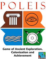Poleis (new from The Game Crafter)