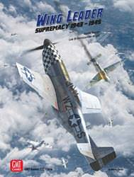 Wing Leader: Supremacy 1943-1945 (new from GMT Games)