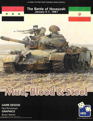 Mud, Blood & Steel (new from High Flying Dice Games)