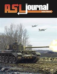 ASL Journal, Issue 12 (new from Multi-Man Publishing)