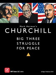 Churchill (Second Printing from GMT Games)