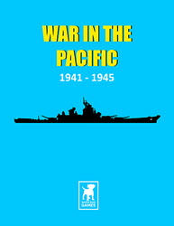 War in the Pacific: 1941-1945 (new from White Dog Games)