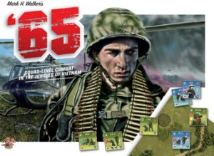 '65 Squad Level Battles in the Jungles of Vietnam (new from Flying Pig Games)