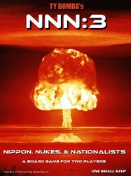NNN3: Nippon, Nukes, & Nationalists (new from One Small Step)