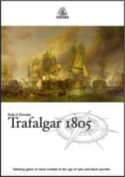 Sails & Powder: Trafalgar 1805 (new from 3SIXES)