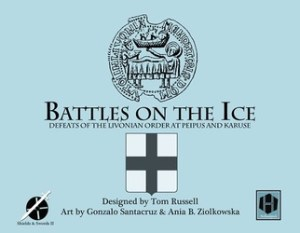 Battles on the Ice (new from Hollandspiele)